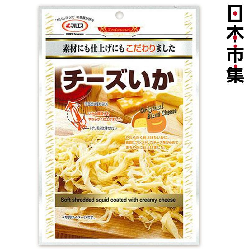 日本 マルエス 芝士魷魚絲 50g【市集世界 - 日本市集】