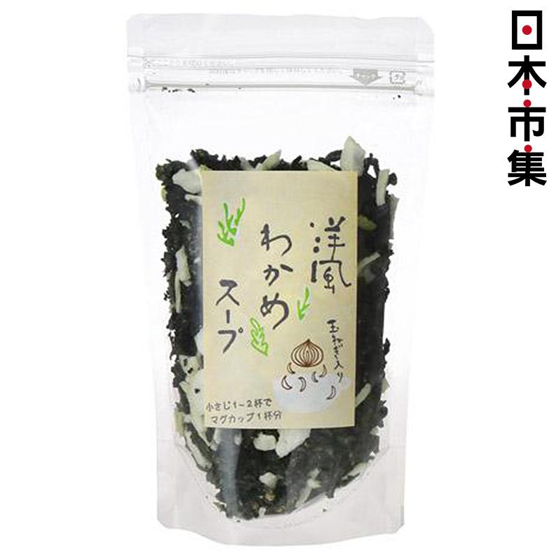 日本 洋蔥昆布海帶 即沖高湯 80g【市集世界 - 日本市集】