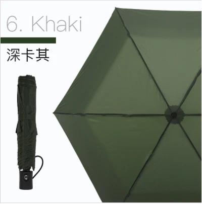 Amvel Verykal 超極輕一鍵式自動折傘(5色)