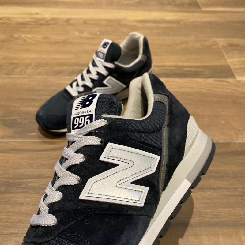 New Balance Men M996NAV 996 Navy Made In USA [深藍]
