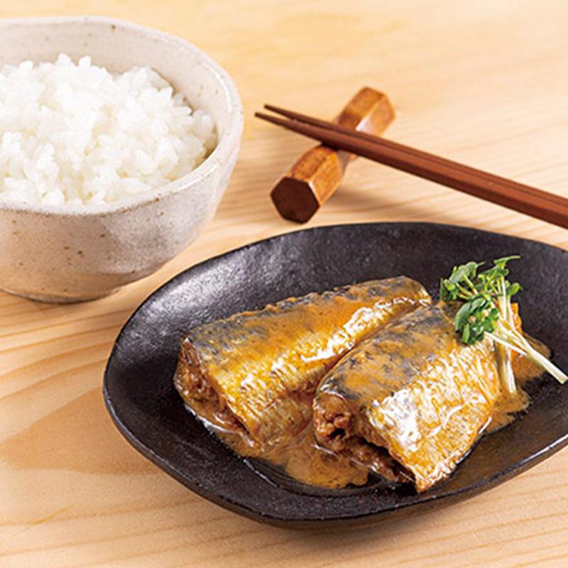 日版 極洋【味付味噌煮】沙甸魚罐頭 70g x3罐【市集世界 - 日本市集】