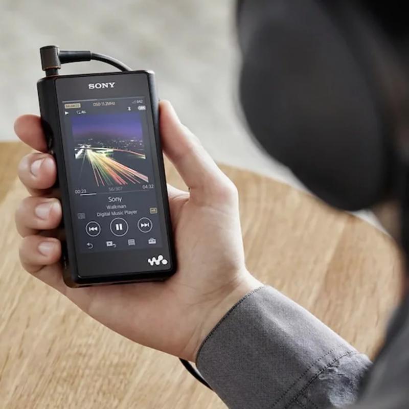 Sony NW-WM1A 無損音樂播放器