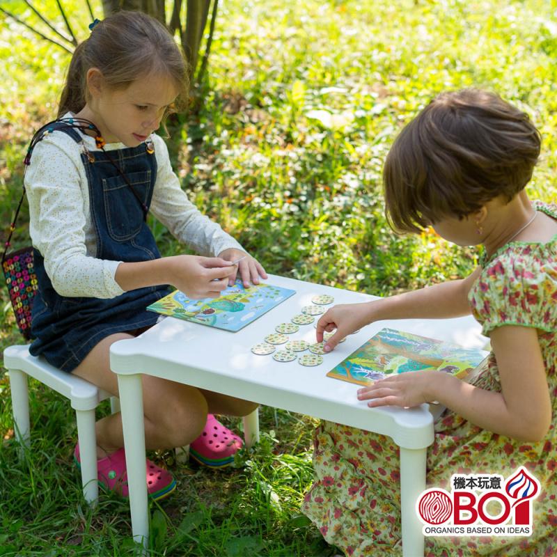 SIMPLE RULES -- 新版甜蜜的家 -- 俄羅斯兒童桌遊 -- 強化STEAM教育