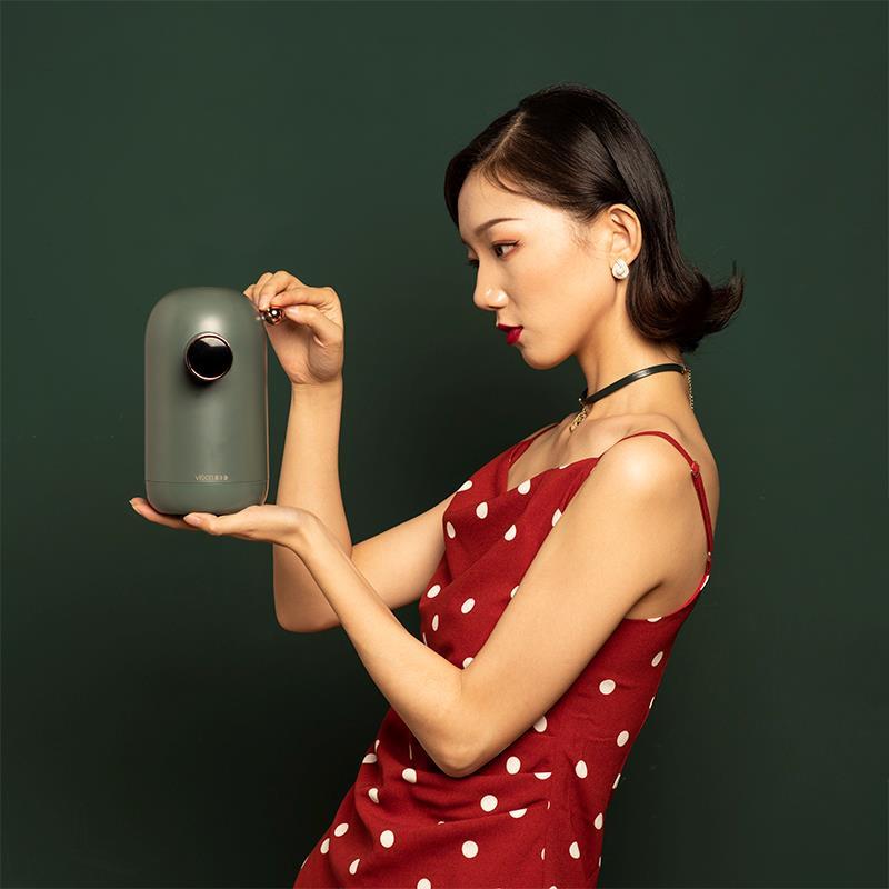 VISEN 維爾遜 便攜式即熱飲水機 [2色]