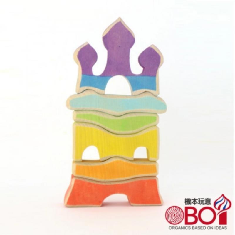 俄羅斯積木 -- 淳木童話 -- 金字塔系列: 教堂