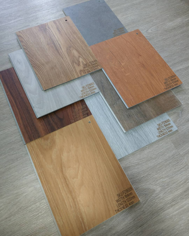 FANDI - 4.0mm石塑地板