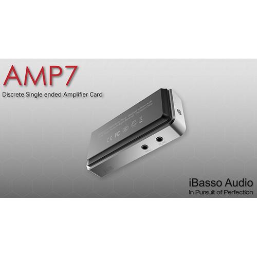 iBasso AMP7 耳擴