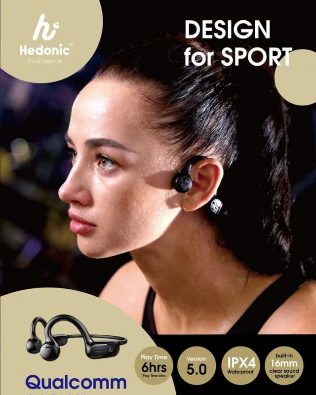 Hedonic Intelligence BSE1 無線運動型耳機