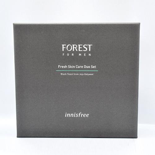 Innisfree悅詩風吟森林男士保濕水乳套盒