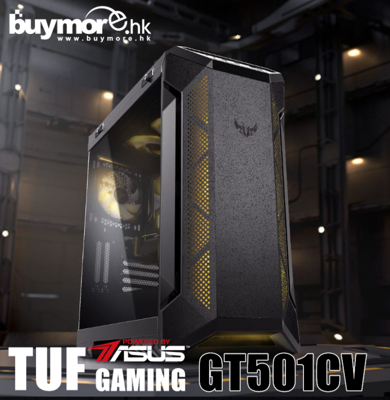 【Powered by ASUS 信仰系列主機】Intel i7-9700 RTX2060高階電競組合