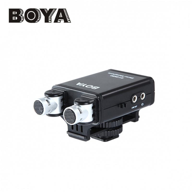 BOYA BY-SM80