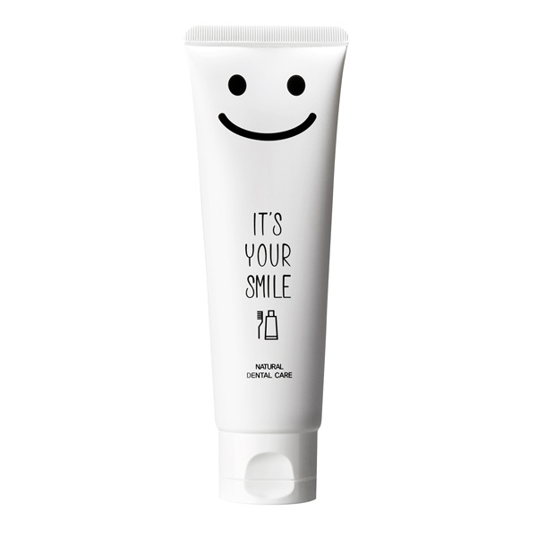Bebeganic 微笑牙膏 (莓果 - 無氟)