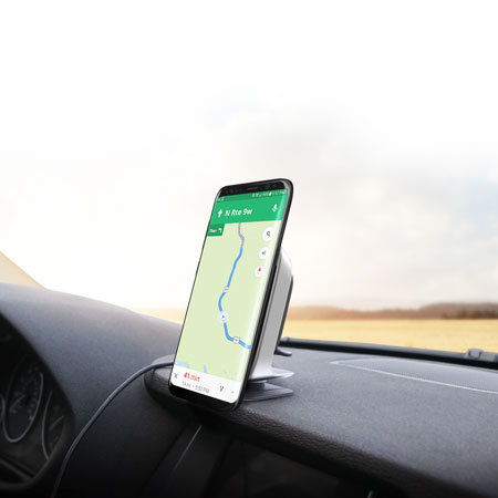 iOttie iTap Wireless Fast Charging Magnetic Car Mount 無線快速充電磁力車用電話座