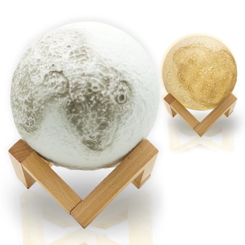 Abida 3D月球燈