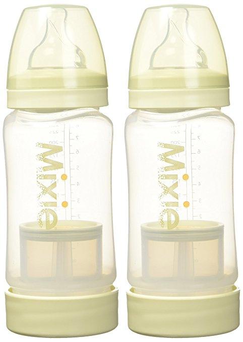 Mixie 快速沖奶瓶 [2支裝]