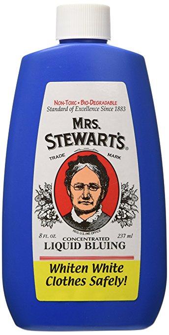 Mrs. Stewart's 白衫清潔劑