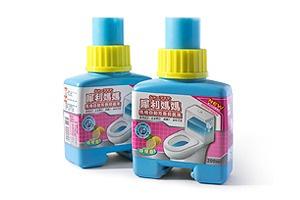 犀利媽媽 - 馬桶自動芳香清潔液 200 ml (檸檬香)