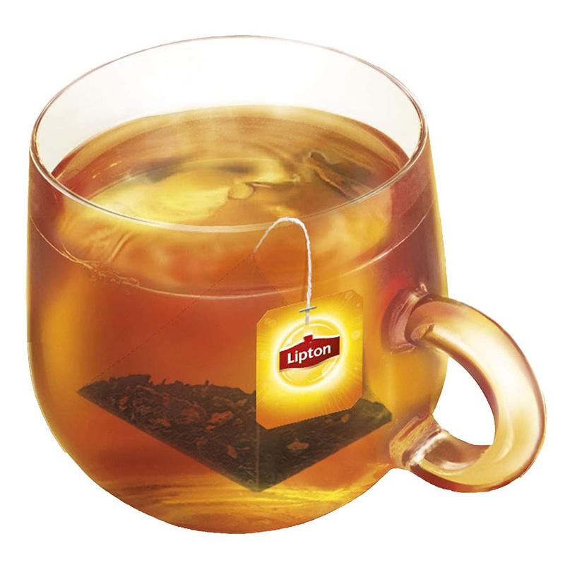 日版Lipton 黃牌經典 三角茶包 [1盒50包]【市集世界 - 日本市集】