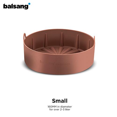 Balsang Pot Pro 氣炸鍋神器 圓形 (全新升級版)