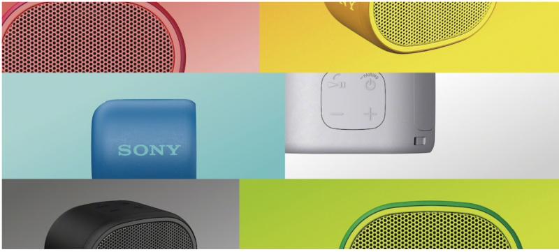 SONY SRS XB01 EXTRA BASS 便攜式藍牙無線音箱 多色