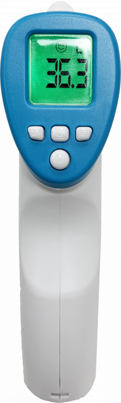 Non-contact forehead infrared thermometer - CRY F01非接觸式紅外線探熱器