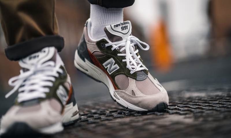 New Balance M991NGO Made in ENGLAND 英國製 [男裝鞋]