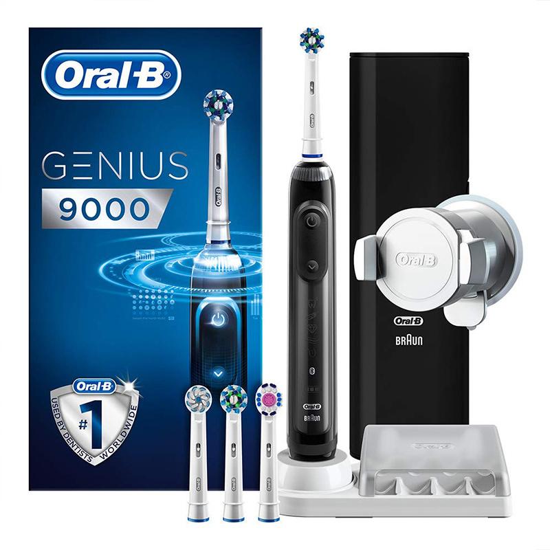 Oral-B - Genius 9000 藍牙電動牙刷-特別版(平行進口)