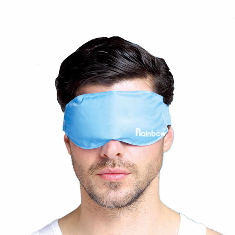 RAINBOW - 冰療眼罩 有效驅除黑眼圈或疲勞(冷熱敷)