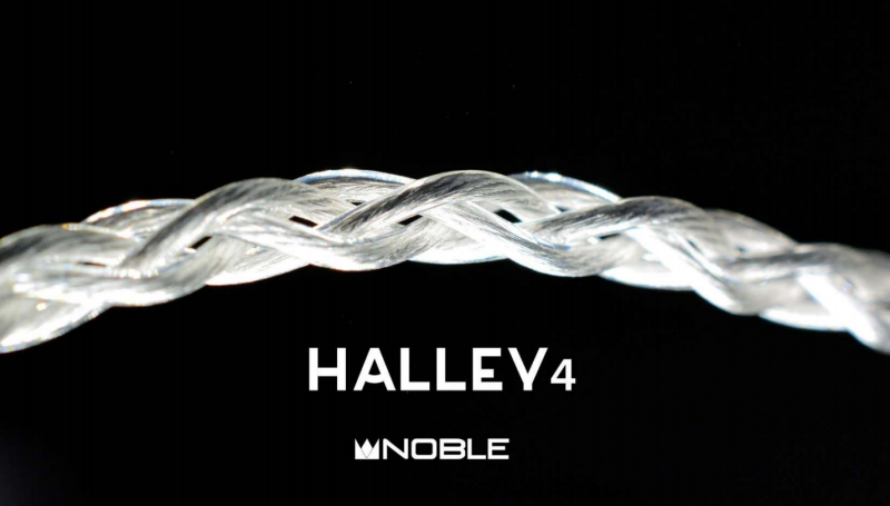 NOBLE AUDIO Halley 4