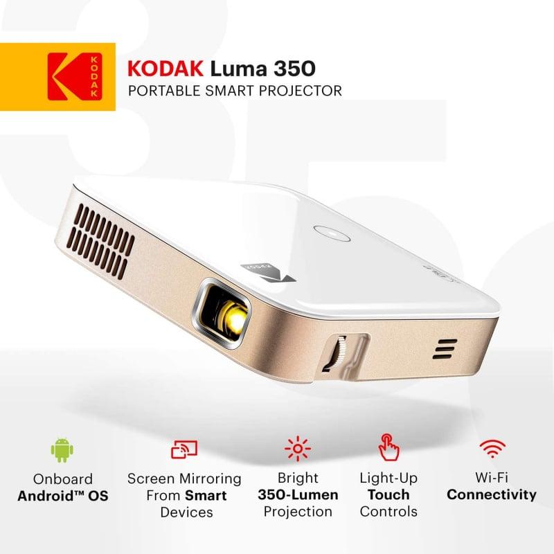 KODAK 柯達 LUMA 350 便攜式投影機