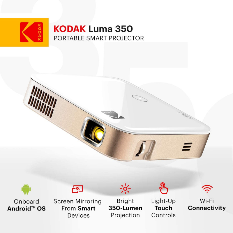 KODAK 柯達 LUMA 350 便攜式投影機(只限網店大優惠)