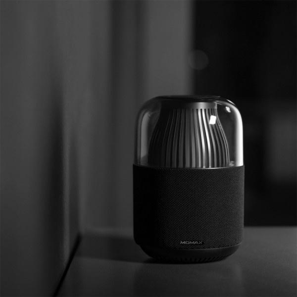 Momax SPACE 真無線全指向音箱及氣氛燈