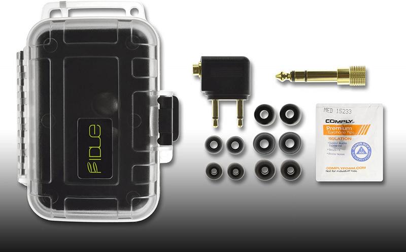 Fidue A83 三單元圈鐵混合耳機
