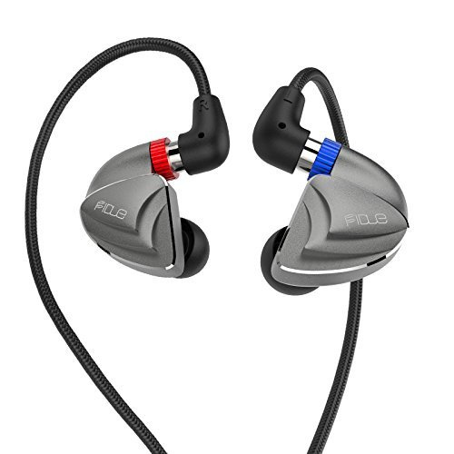 Fidue A91 SIRIUS 五單元圈鐵混合耳機 (網上限定)