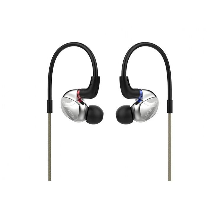 【網店優惠 - 數量有限】Fidue VIRGO 三單元圈鐵混合耳機