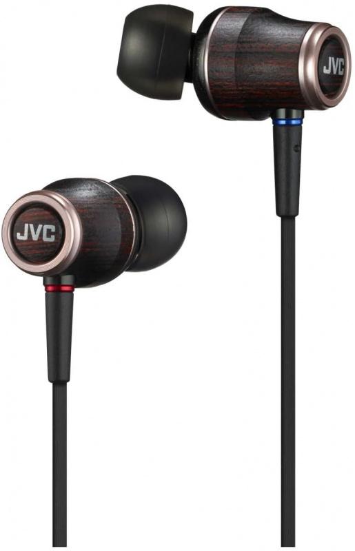 JVC HA-FW03 WOOD DOME 木製耳機