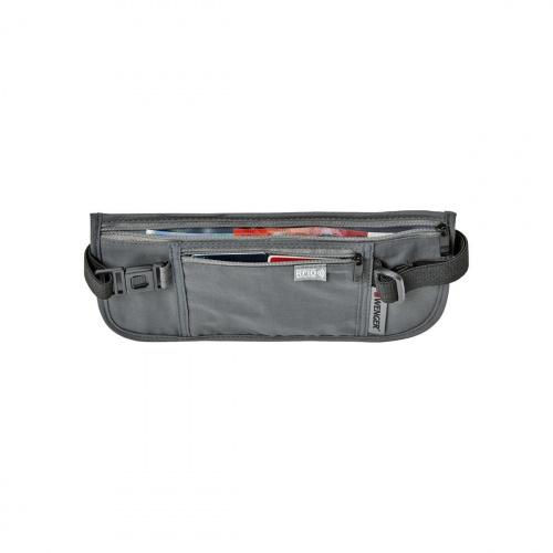 Wenger - 安全防盜腰包附RFID 保護功能 (灰色) 7613329051702