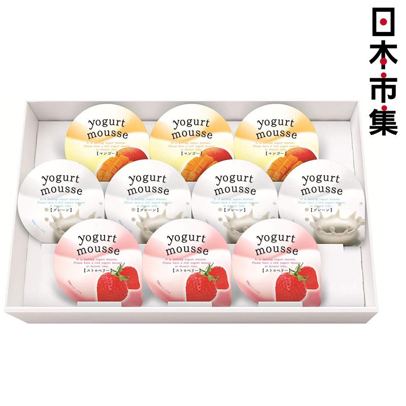 日版金澤兼六製菓《乳酪雜錦水果》布甸 1盒10個【市集世界 - 日本市集】