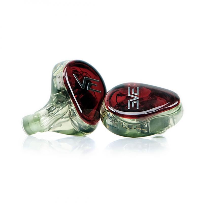 Vision Ears EVE 20 限量版6單元入耳式耳機