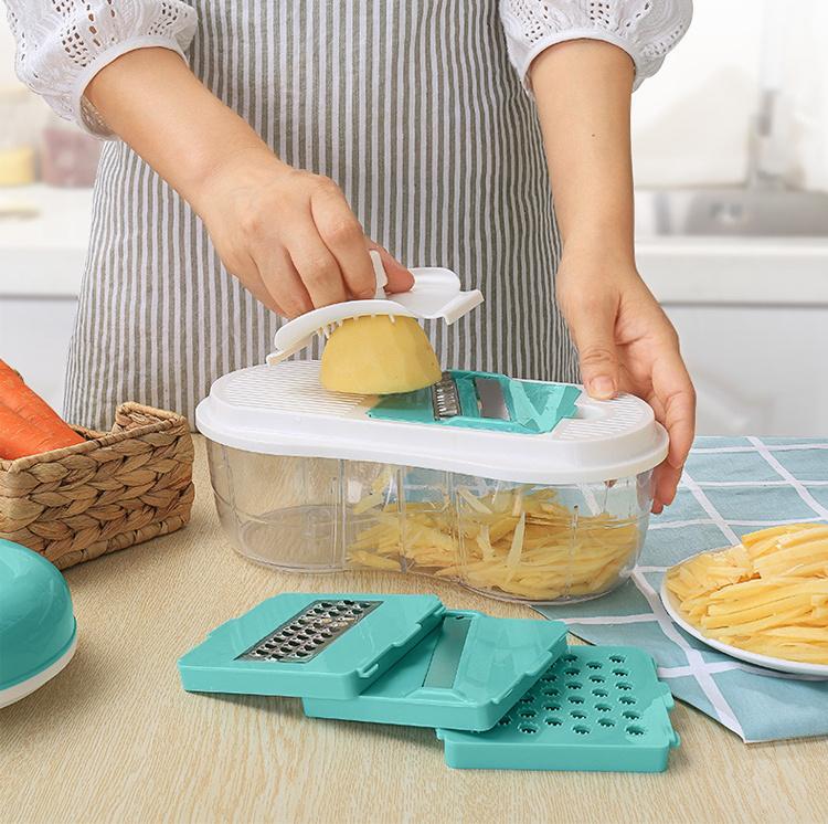 YiYong 絞肉器/絞菜器/雙頭式多用途食品處理器