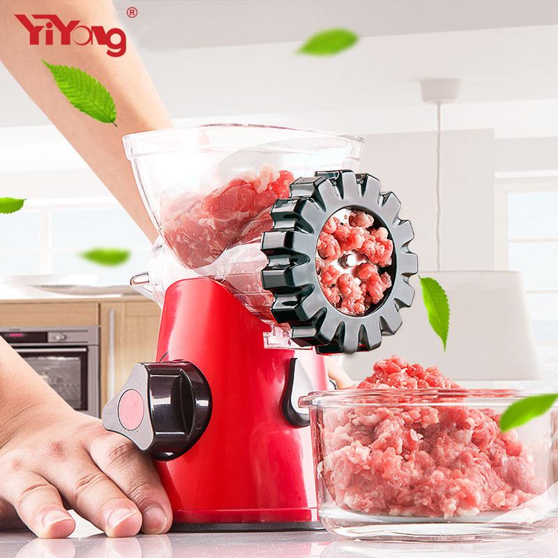 YiYong 手動絞肉機/灌腸機/碎果仁器