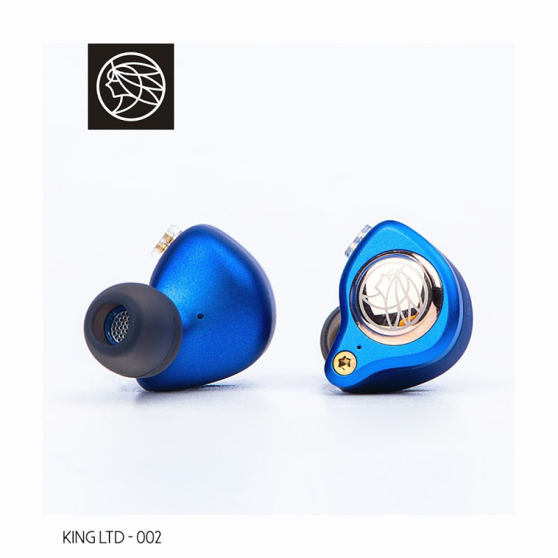 TFZ KING LTD 入耳式降噪耳機 [2色]
