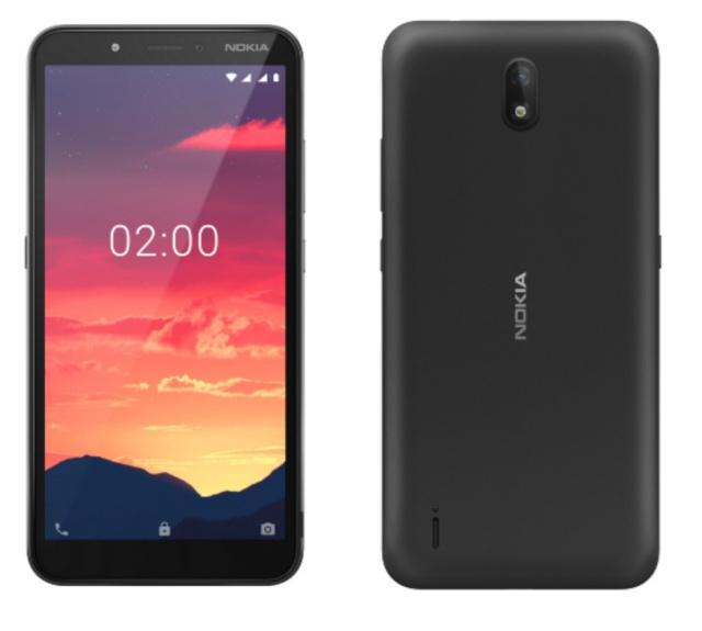 Nokia C2 (1+16GB) 包郵,送玻璃貼