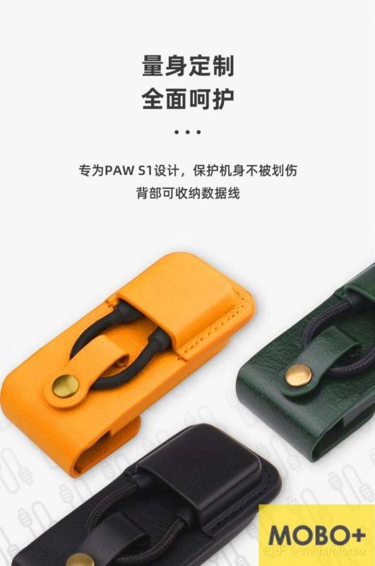 Lotoo Paw S1 Portable USB DAC+AMP手機便攜解碼耳擴