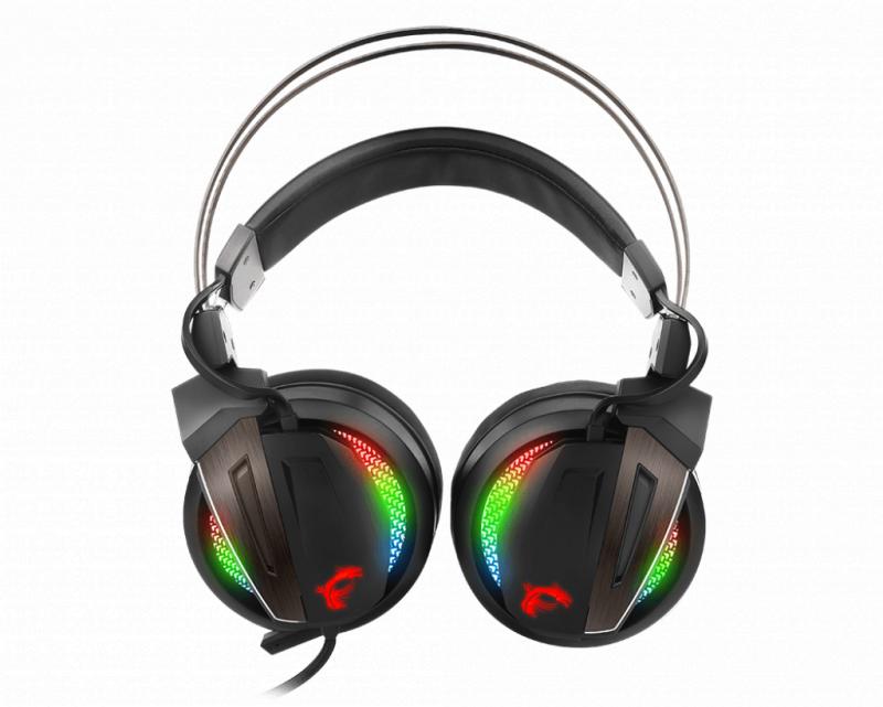 MSI IMMERSE GH70 電競耳機