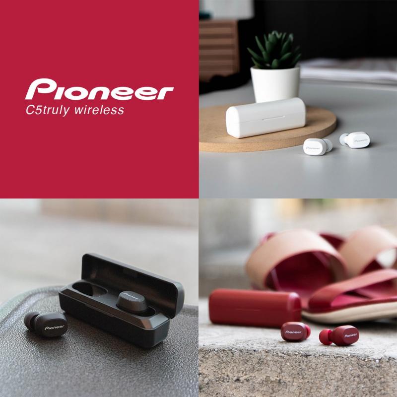 Pioneer SE-C5TW 時尚全無線耳機 [3色]