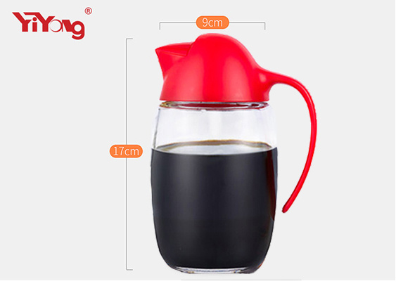 YiYong多用途玻璃防漏油壺