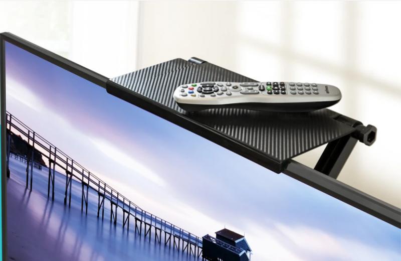 電視 Monitor屏幕遥控器置物架
