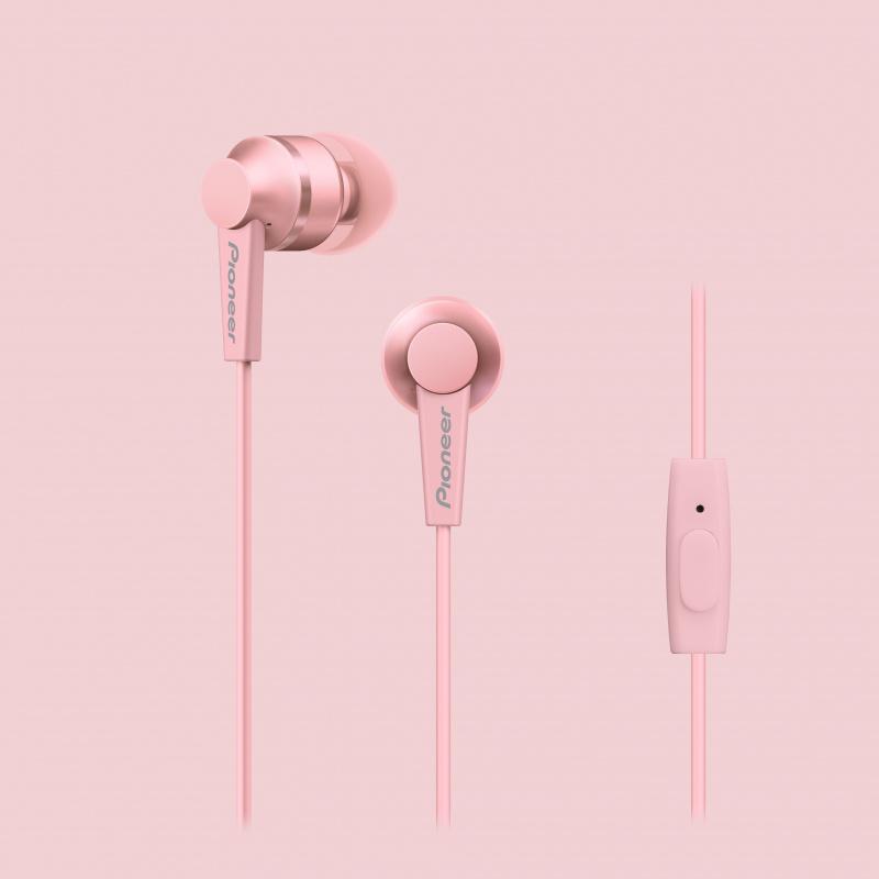 Pioneer SE-C3T 日系通訊入耳式耳機 [6色]