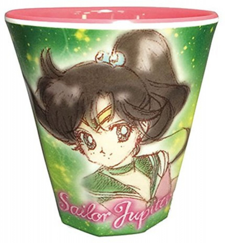 Sailor Moon - 1 個 (木野真琴) - 美少女戰士20周年限量版杯
